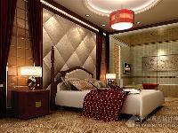 高贵典雅的卧室设计