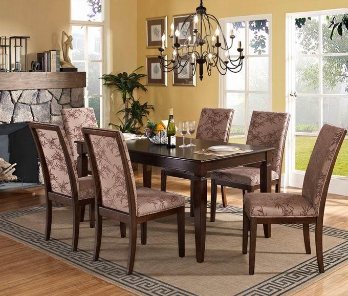 華森家具如何去裝扮心愛的餐廳,保養最美的餐桌!