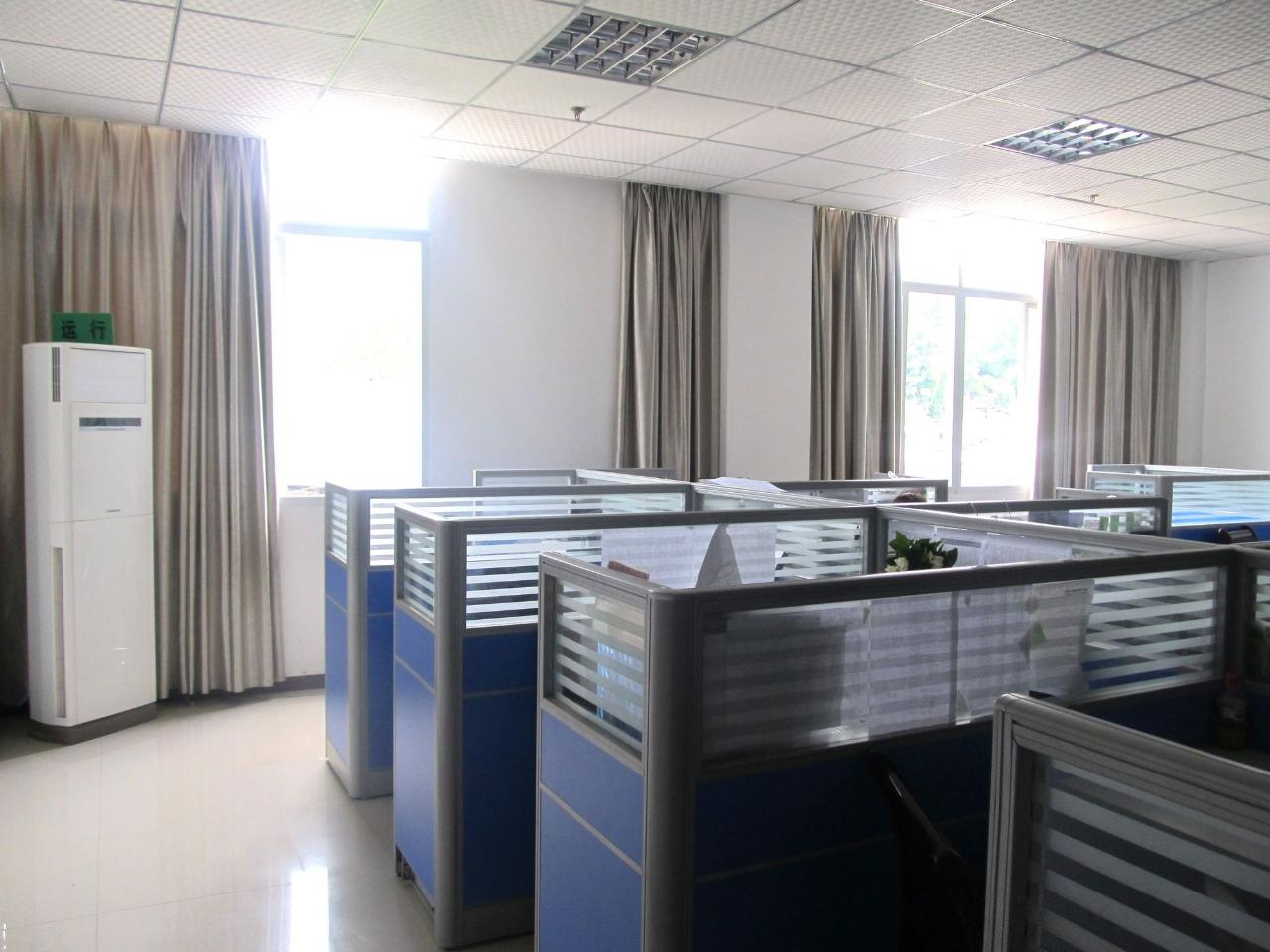 公司组织结构:公司设信息部,物流部,客户服务部,质管部,业务部,财务