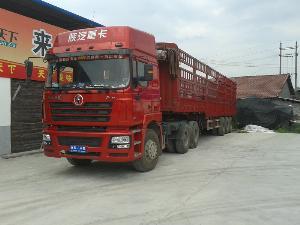 陕汽重工(380匹马力)