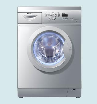 海尔滚筒洗衣机 XQG50-810A 关爱