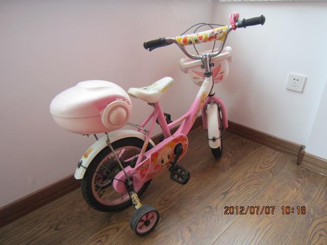 儿童款 飞鸽牌小公主 自行车
