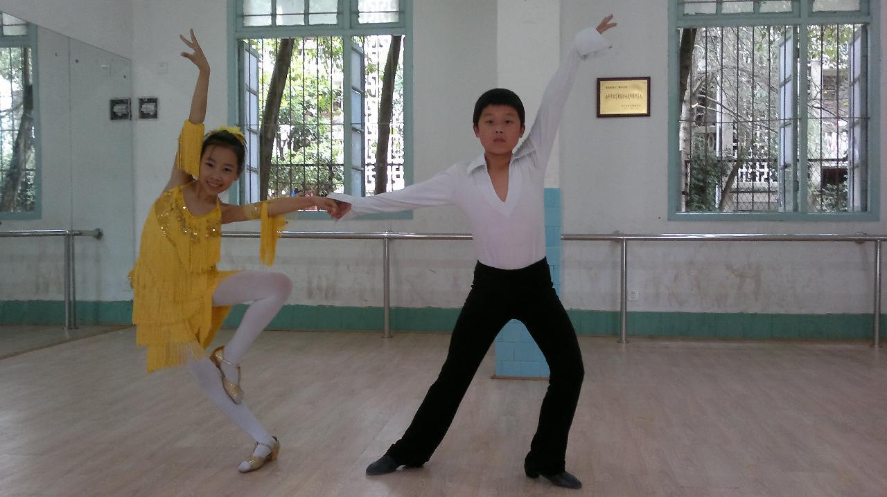 建阳爱尚拉丁舞培训中心常年招生