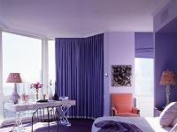 五款紫色家居设计,你最爱哪一间?
