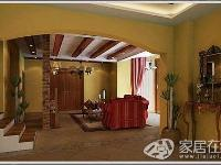 新乡村生活家居室内设计案例