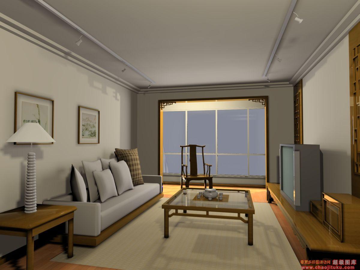现代中式家居风格