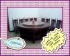 转让饭店使用的大园桌、直经3米、20把椅子