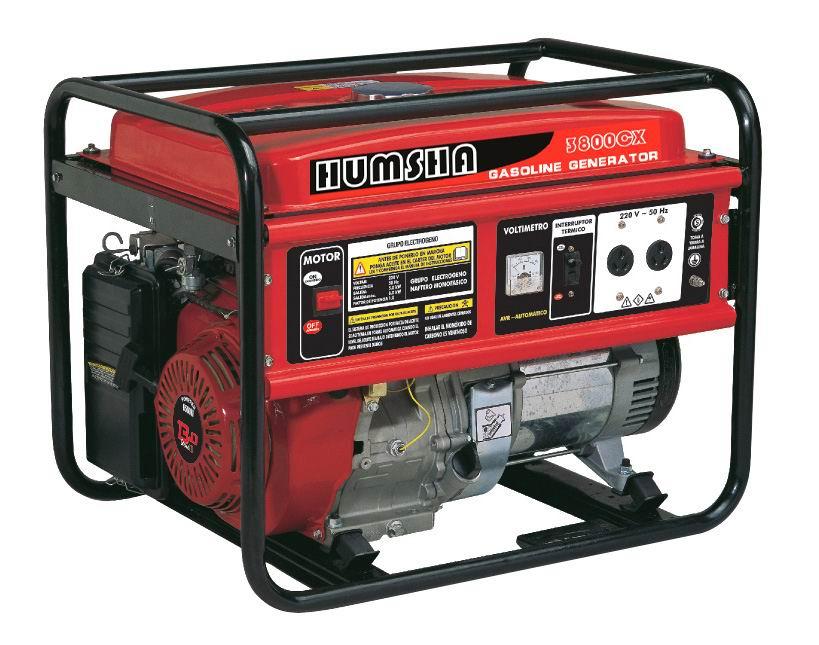 小型家用汽油发电机3kw,厂家直销单相汽油发电机