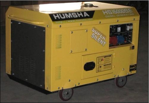 安徽10kw柴油发电机价格,德国技术悍莎柴油发电机