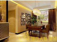 宜宾北里-二居室-115�O-装修案例