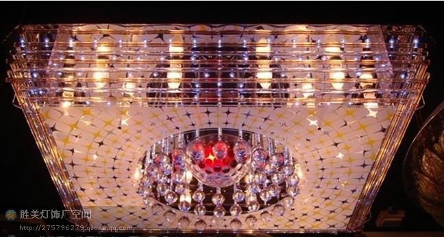 欧式,豪华水晶灯