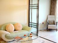 小户型实用型公寓简约装修效果图片