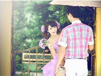 很漂亮的婚纱美图