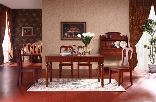 香楠林餐桌