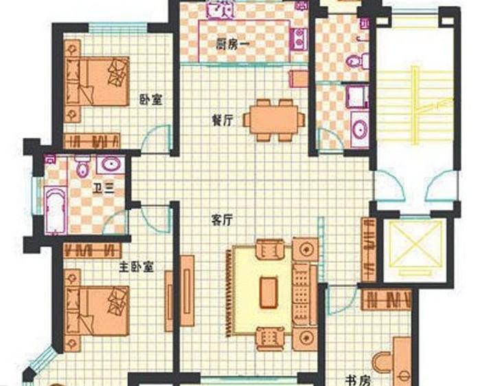 临淄方正凤凰城楼盘规划图|户型图|实景图|样板间
