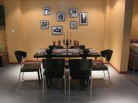 8人圆餐桌尺寸,4人、6人餐桌尺寸