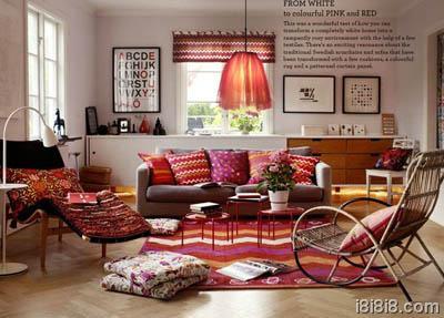现代家具样板房