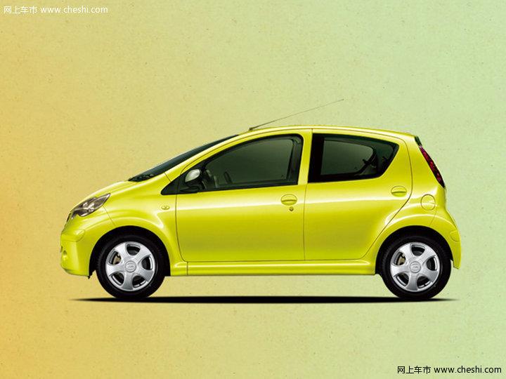 比亚迪2012款带一键启动的F0正式在惠州上市销售