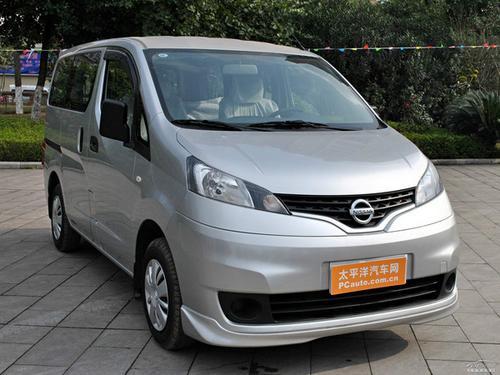 2010款 郑州日产nv200 1.6mt舒适型高清图片