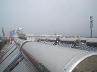 酒店太阳能辅助空气能热水工程