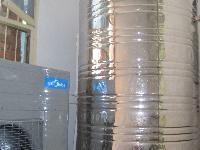 小型发廊热水系统・