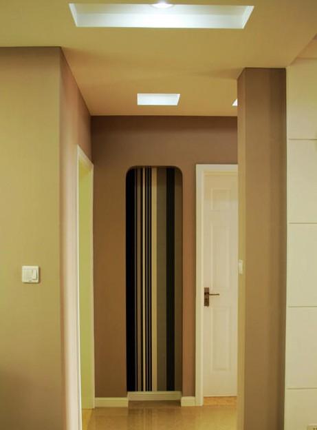 两室两厅95平米的情调