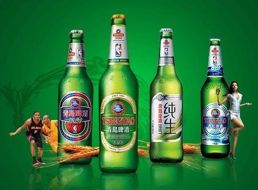 青島啤酒·百威啤酒批發