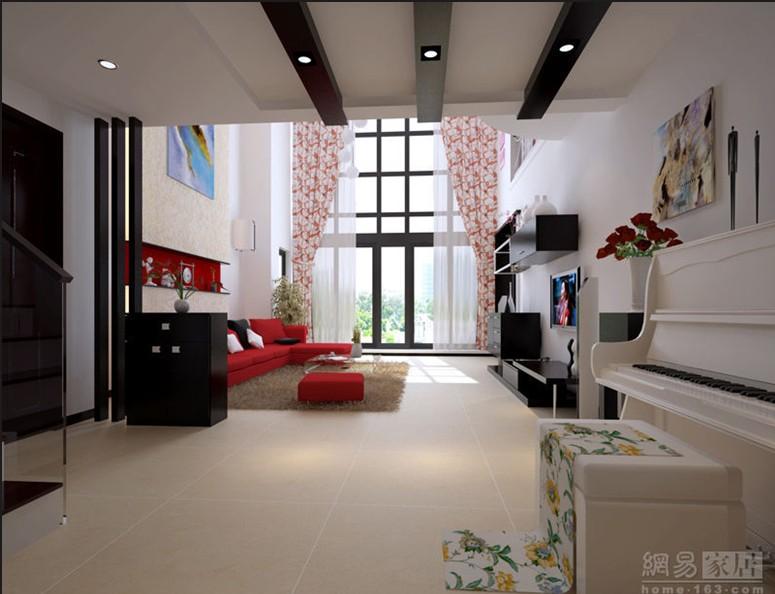 泰顺皇室御匠 现代中式跃层住宅