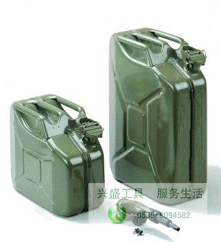 汽油桶,军用油桶
