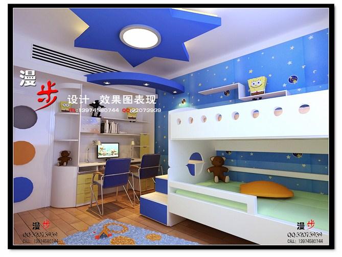 儿童房家装效果