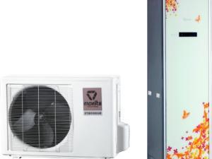 三菱日特家用豪华版柜机150L