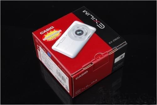 数码相机 卡西欧 1410万像素 光学防抖