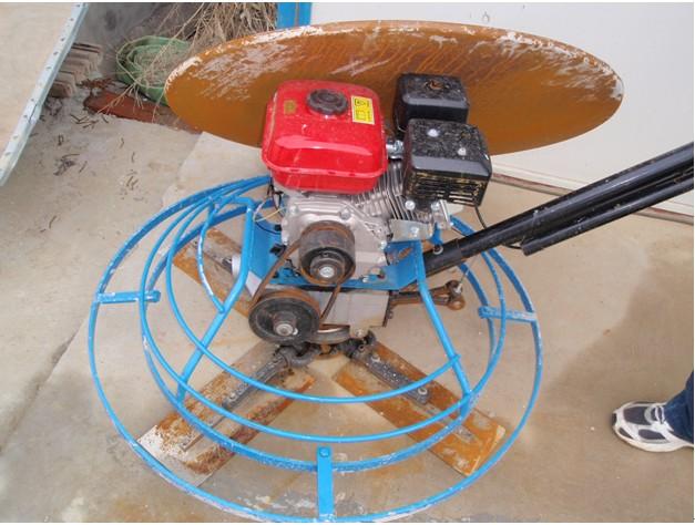 大面积混凝土收浆压光机