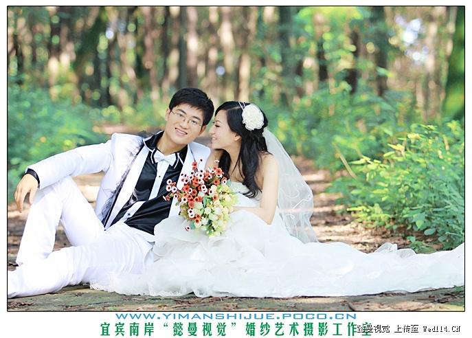 """优发娱乐官网南岸""""懿曼视觉""""婚纱艺术摄"""