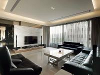 115平3房2厅家装设计