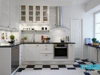 136平北欧风格公寓装修效果图欣赏