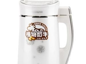 九阳豆浆机D18D