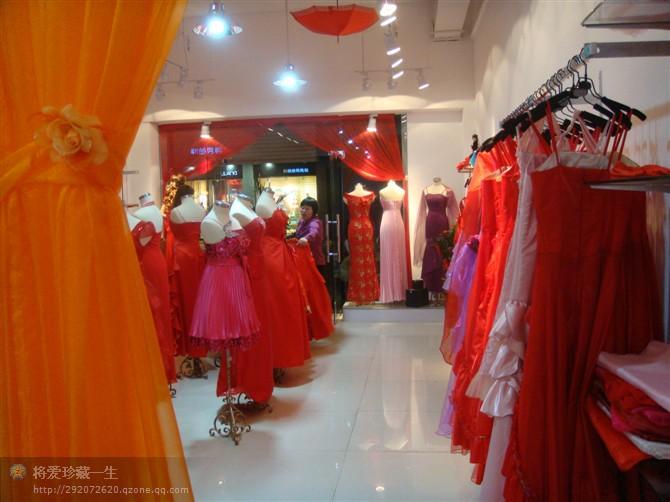 安溪喜相逢新娘礼服专卖店招聘店长 储备干部 导购图片