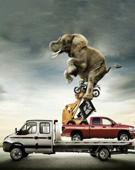 独具创意的汽车平面广告欣赏