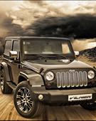 过份奢华 Vilner Tuning改装Jeep牧