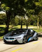 碟中谍4中的帅车~~BMW I8~~~~~