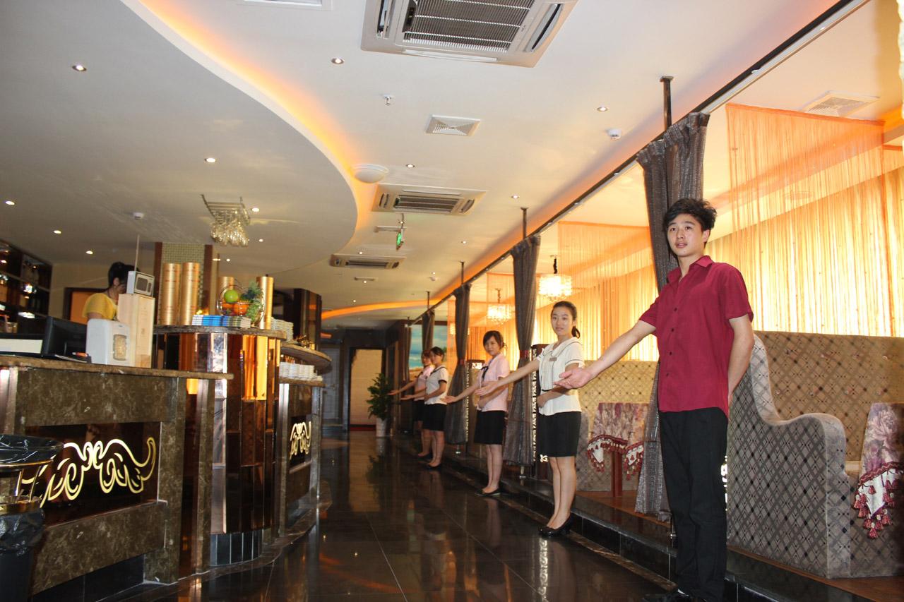 大足巴厘岛西餐厅环境