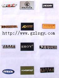 专业制作镜面不锈钢丝印、广州镜面不锈钢丝印厂家