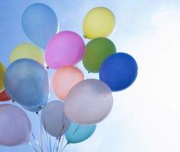 成品氢气球批发