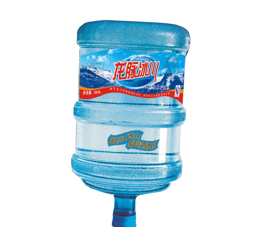金堂桶装水龙脉冰川,蜀宝矿泉水直销点