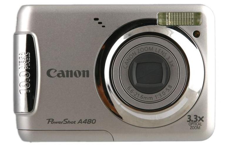 求购银白色佳能A480相机一部