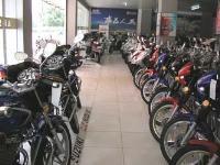 商洛二手摩托车报价给力二手摩托车交易中心