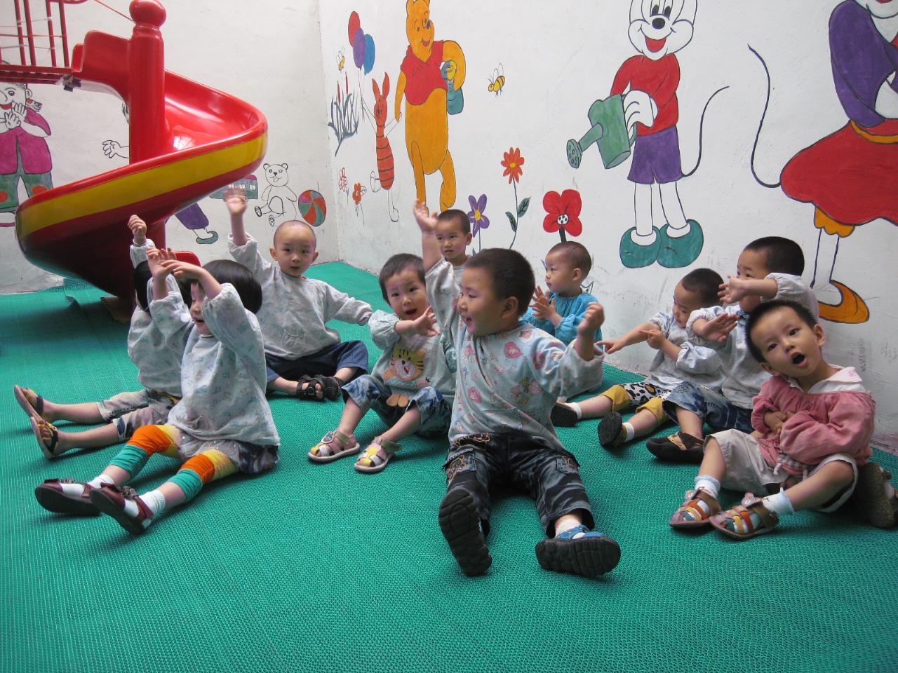 幼儿园手工制作安全制作