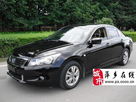 本田雅阁 2009款 2.4EXi-5.9万