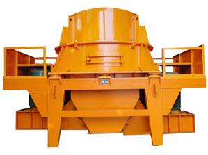 高效细碎制砂机是新农村建设的好帮手